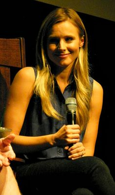 Kristen Bell at Traverse City Film Festival 2012 #tcff #kristenbell
