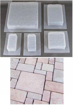 Paver Concrete Molds