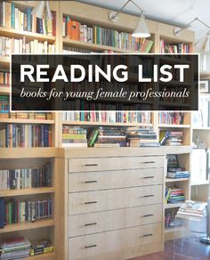 Read This: Books for Young Female Professionals | Of Mercer