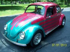 1972 Volkswagen Beetle -This is a one of a kind 1972 VW Beetle custom show car that is in excellent shape inside and out. -See more at: http://www.cacars.com/Car//Volkswagen/Beetle/1972_Volkswagen_Beetle_for_sale_1001921.html