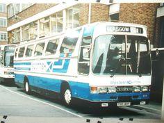 Western Scottish, The Midday Scotsman boarding 1984