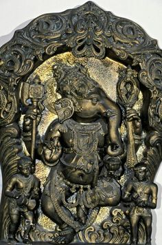 Beautiful Ganesha Statue