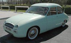 1956 Claveau (France) - make published at www.allcarindex.com