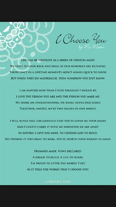 Simple Romantic Wedding Poem For The Bride And Groom