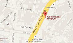 Si todavía no sabes donde estamos, es el momento perfecto para que te pases por Travesía de Vigo numero 58, haz click aquí para ver el mapa.