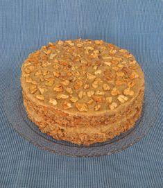 főz és fecseg: Diótorta Cheesecake, Desserts, Food, Tailgate Desserts, Deserts, Cheesecakes, Essen, Postres, Meals