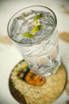 Cocktail in Casa las Tortugas