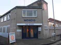Mondo Brewing Co, Stewarts Road, Battersea