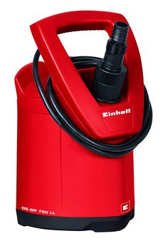 Einhell Submersible Pump GE-SP 750 LL W, Maximum 15000 l/h, Maximum Discharge Height 10 m, Foreign Bodies up to 5 mm, Changeover Switch for Automatic and Continuous Operation) - Uk Appliances Direct Submersible Pump, Electric Broom, Husqvarna, Handheld Vacuum, Steam Cleaners, Pumps, Outdoor Power Equipment, Ebay, Diy