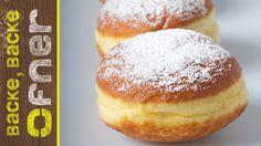 Bio Butterkrapfen | Backe backe Ofner Beignets, Doughnut, Donuts, Sweet Tooth, Favorite Recipes, Treats, Cooking, Desserts, Food