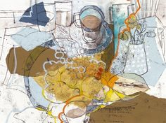 art prints - collection - shirley trevena - Quince & Blue China