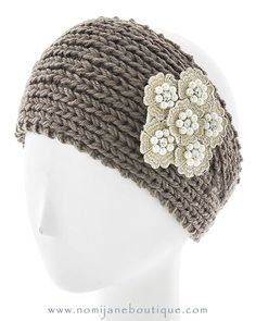 Wrapped Up In You - Headwrap In Chocolate ~ $17 Shop Now > http://nomijaneboutique.com/collections/jewelry-accessories/products/wrapped-up-in-you-headwrap?variant=10006670084