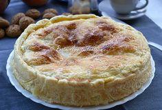 Torta Pesche e Amaretti, ricetta dolce