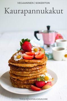 - The Queen of Delicious Breakfast Options, Breakfast Snacks, Best Breakfast, Vegan Baking, Healthy Treats, Healthy Food, Something Sweet, Let Them Eat Cake, Food Inspiration