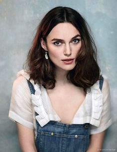 Keira Knightley by Emily Hope