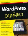 WordPress For Dummies, 5th Edition:Book Information and Code Download - For Dummies