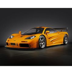 Built to celebrate our success at Le Mans in 1995, the McLaren F1 LM is an…