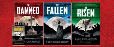 I recently had the pleasure of reading TARN RICHARDSON'S THE DARKEST HAND trilogy. The final book in the series – THE RISEN – was released earlier this year. This is an excellent series of books which deserves to find a wide audience. Set in Europe in an alternative twentieth century… Continue reading