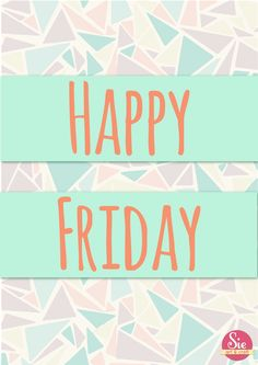 Friday ♥ www.facebook.com/sieartcraft