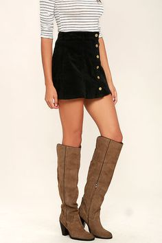 Knee High Boots and Over the Knee Boots| Lulus.com