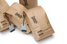 add your own business label and send one off to a client for a Monday morning coffee break