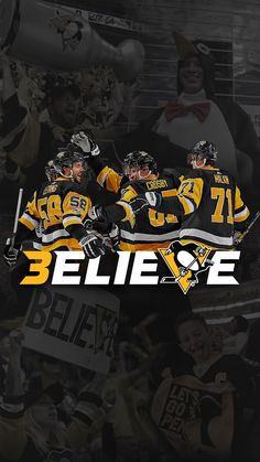 My Stars are out, so cheering for these guys in the postseason. Pittsburgh Penguins ...