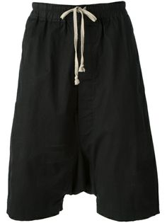 RICK OWENS - dropped crotch trouser 6