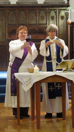 Episcopal School for Ministry Eucharist.