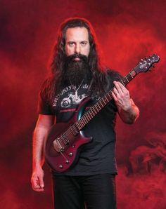 "John ""Jesus"" Petrucci's 'Majesty' Ernie Ball Music Man"
