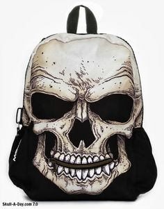 [CONTEST] Win a Skull Backpack from Mojo Backpacks