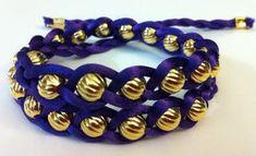 5 Dollar Satin Cord Wrap Bracelet