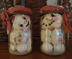 Other Christmas & Winter Décor Make And Sell, How To Make, Crow, Primitive, Snowman, Dolls, Christmas, Handmade, Crafts