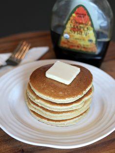 Almond Pancakes | A Sage Amalgam