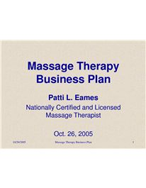 Sohnenmoe associates inc free massage therapist resources 29 images how to grow your massage business by kathryn merrow httpwww massage therapy business plan template flashek Choice Image
