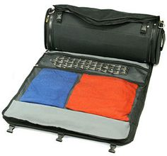 d5e198ada46d SkyRoll Luggage Carrier  Awesome roll-up carry-on-size garment bag for  minimizing creases. Not to be confused with Skyfall  Awesome movie about  life-size ...