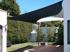 Shade Sails And Tension Structures | Superior Awning
