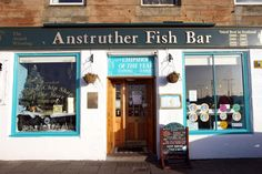 On the way back from St Andrews, stop off for some Fish and Chips at Anstruther Fish Bar. I did my research on where to go and this spot met my expectations as one of the best spots I have been