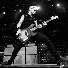 Green Day live at Refshaleøen in Copenhagen, Denmark (July 2, 2013) (x)