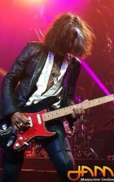 Joe Perry, rock in' it! Hard Rock, Vampire Band, Heavy Metal, The Hollywood Vampires, Joe Perry, Steven Tyler, Aerosmith, Sound Of Music, Rock Style