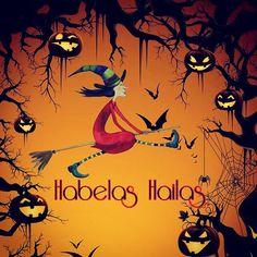 Samaín 2015!! Halloween... Disfruta en nuestra compañía...HABELASHAILASLICORES