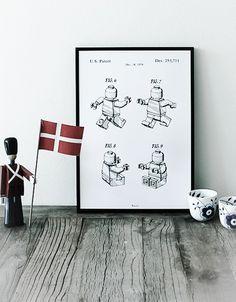 Legofigure - Available at www.bomedo.com