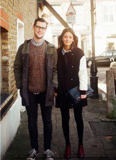 how a couple should dress