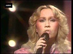 ABBA - The Winner Takes It All (1980). Audio-CD-Sound zu Video-Material aus TV-Show. HQ-Video