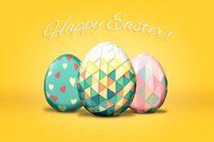 Πάσχα, Αυγά, Χαιρετισμούς