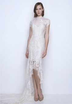 white magick Lover bridal collection