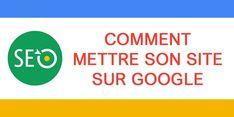 Mettre son site sur Google en 2019 : Tuto et conseil de referenceur web Google Font, Page Web, King Logo