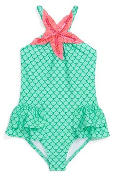 mermaid one-piece