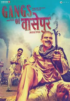 GANGS OF WASSEYPUR by Rajeev Chudasama, via Behance
