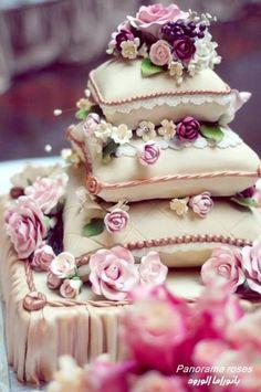 Weeding cakes: WOW