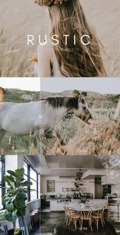 One click editing with RUSTIC. Speed up your workflow and achieve consistency in your editing with these presets. Headshot Photography, Photoshop Photography, Photography Backdrops, Digital Photography, Photography Studios, Photography Styles, Photography Marketing, Photography Tutorials, Children Photography